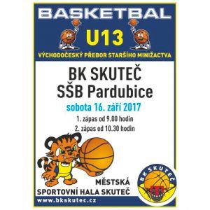 První zápasy týmu U13