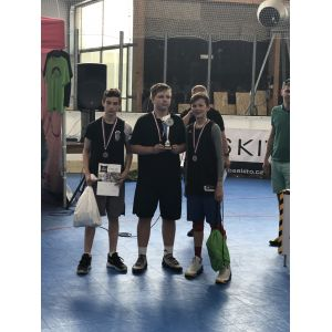 TURNAJ  street basket 3x3 - Litomyšl 2019