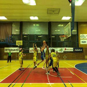 Muži- další super víkend pro náš basket U13 + Muži A - 4 výhry !!!!