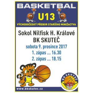 U13- poslední dvojutkání v tomto roce s lídrem tabulky v Hradeci Králové